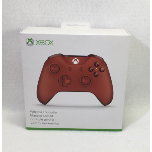 xbox one red