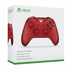 Microsoft WL3-00027 Xbox One Wireless Controller Red