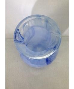 lux vetreria operaia of italy vase