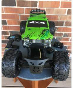kid galaxy rock climber 4x4 rc truck