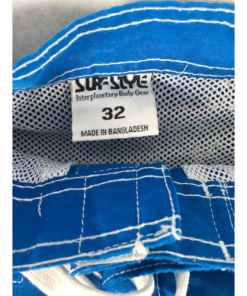 surf style swim trunks