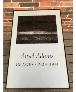 Ansel Adams Images 1923-1974, Moonrise Hernandez