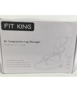 FIT KING FT-009A Air Compression Leg Massager Foot and Calf Circulation Massage