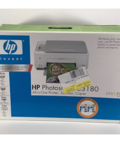 Open Box / New HP Photosmart C3180 All-in-One Printer, Scanner, and Copier