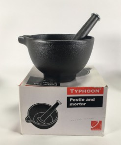 yphoon Cast Iron Mortar and Pestle