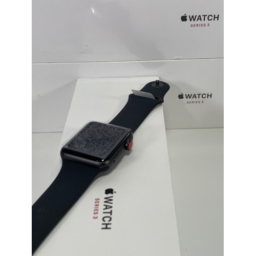 Apple Watch Series 3 (Cellular + GPS, 42 mm) Space Gray MTGT2LLA