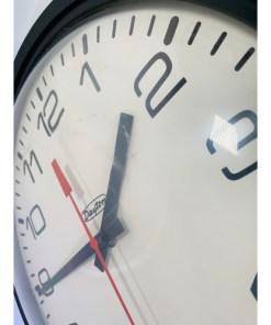 Dayton Industrial Electric Round Wall Clock School - Office