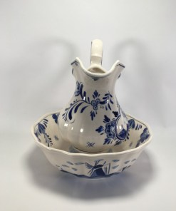 Delft Blue DAIC pitcher & Basin Bowl