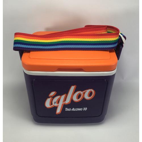 Igloo Tag Along Cooler LGBT