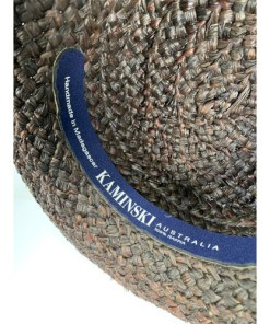Kaminski Australia 100% Raffia Hat