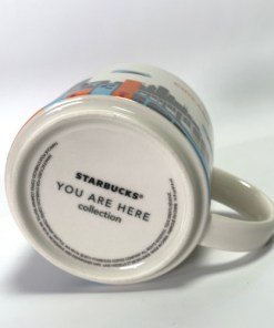 Starbucks Chicago Mug You Are Here City Coffee Cup 2013