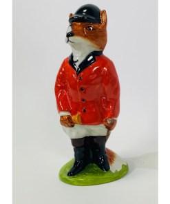 Acorn England Handsome Fox Figurine