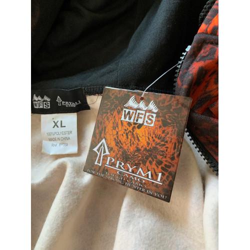 WTS PRYM1 CAMO Men's Hooded Sweatshirt Jacket
