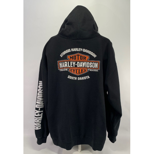 Harley Davidson Sturgis South Dakota Bravado Hoodie