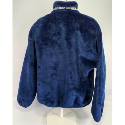 Mecca Medina Clothing Fuzzy Fleece Pullover XL