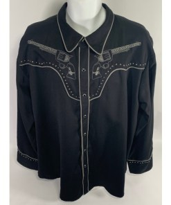 Scully Western Rodeo Rockabilly Shirt