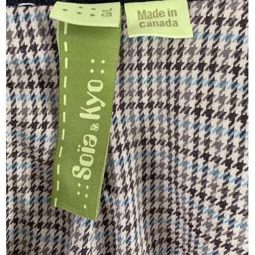 Soia & Kyo Women Wool Blend Belted Peacoat