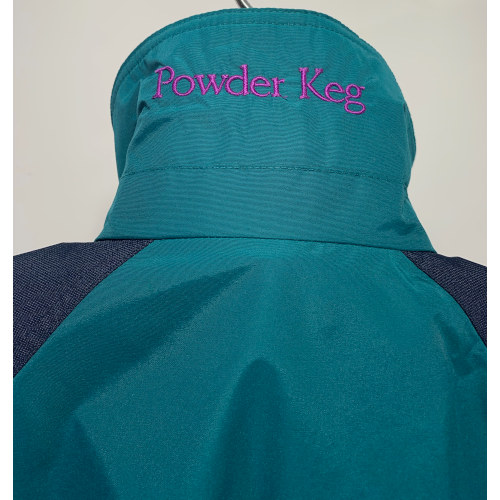 The Columbia Powder Keg, Retro Ski Jacket Shell