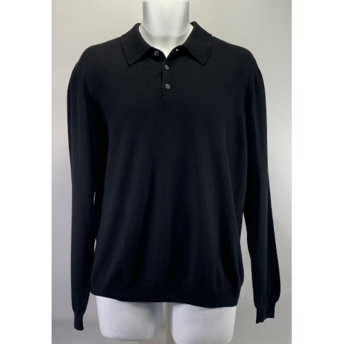 Brooks Brothers Long Sleeve Merino Wool Sweater
