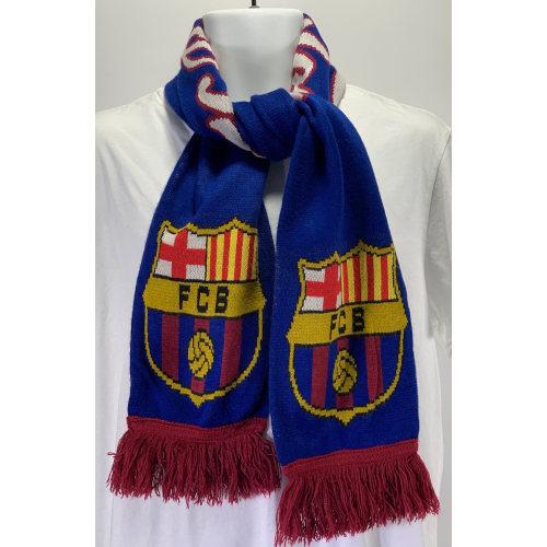FC Barcelona Soccer Reversible Scarf