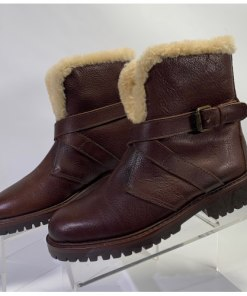 Ralph Lauren Fur lined Women Boots