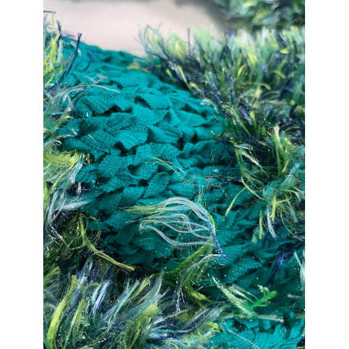 Renees NYC Anthropologie Green Scarf