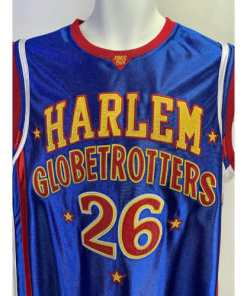 Harlem Globetrotters Official Hi-Lite # 26 Jersey