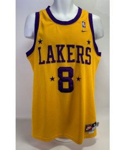 Kobe Bryant Los Angeles Lakers #8 1957 Throwback Nike Jersey