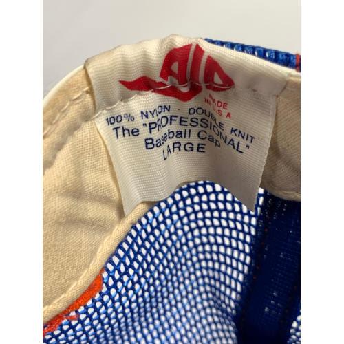 New York Knickerbockers Snapback AJD Cap Co