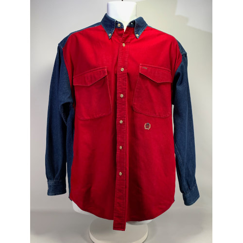 Tommy Hilfiger Denim & Corduroy Button Up