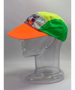 Walt Disney Company Mickey Mouse Neon Painters Cap USA