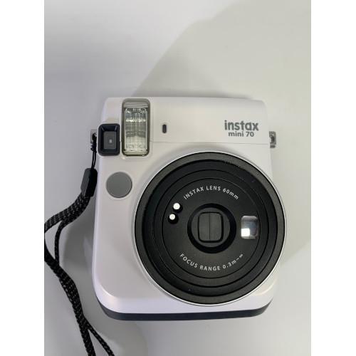 Fujifilm instax mini 70 Instant Film Camera Moon White