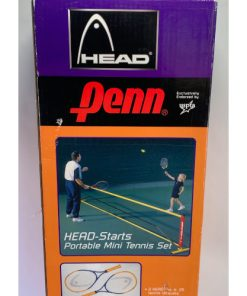 Penn HEAD-Starts Portable Mini Tennis Set 072489850094 585009