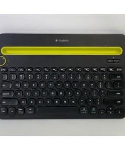 Logitech K480 Wireless Bluetooth Multi-Device Keyboard Tablets Phones 920006342