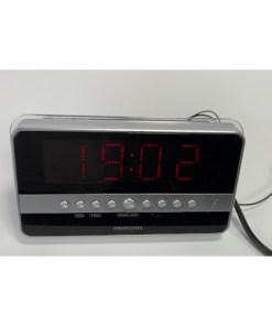 Memorex Alarm, Temp, FM AM Digital Clock Radio 4623MMO