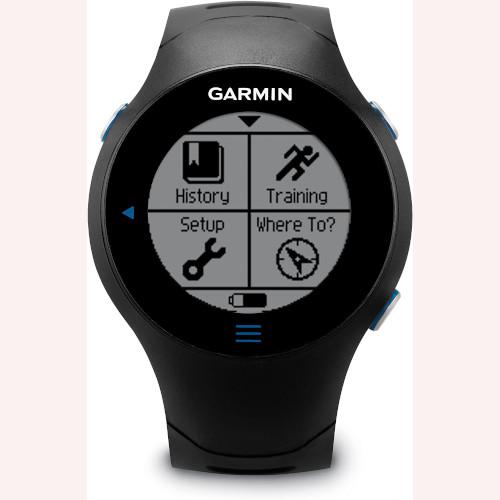 Garmin Forerunner 610 Touchscreen GPS Training Watch