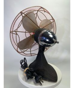 MID-CENTURY ESKIMO STEEL DESK FAN 1003M-60