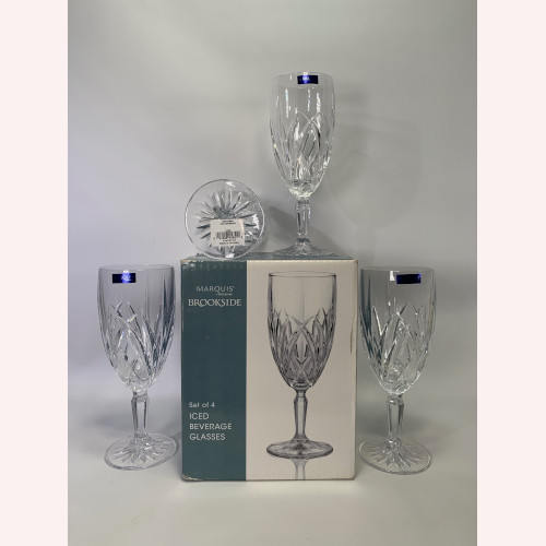Waterford Crystal By Marquis Iced & Beverage Glasses 024258474536
