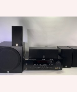 Yamaha HTR-6030 5 x 100W 5.1-Channel Digital Home Theater Receiver