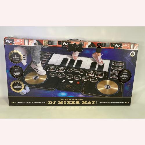 FAO Schwarz Giant Electronic DJ Mixer Mat 694202331484