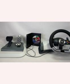 Xbox 360 Wireless Racing Wheel & Need For Speed