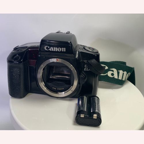 CANON EOS ELAN 35mm SLR FILM CAMERA