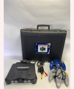 Nintendo 64 Model# NUS-001