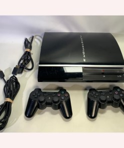 PlayStation 3 80GB System Video Game Systems CECHL01