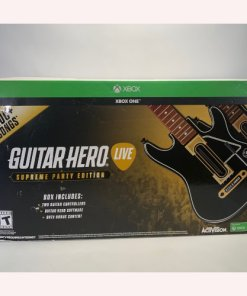 Xbox One Guitar Hero Supreme Party Edition 2 Guitars