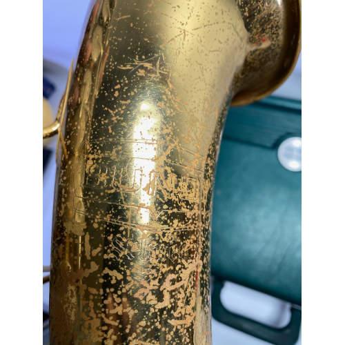 BUNDY by Selmer Alto Saxophone w Hardshell Green Case