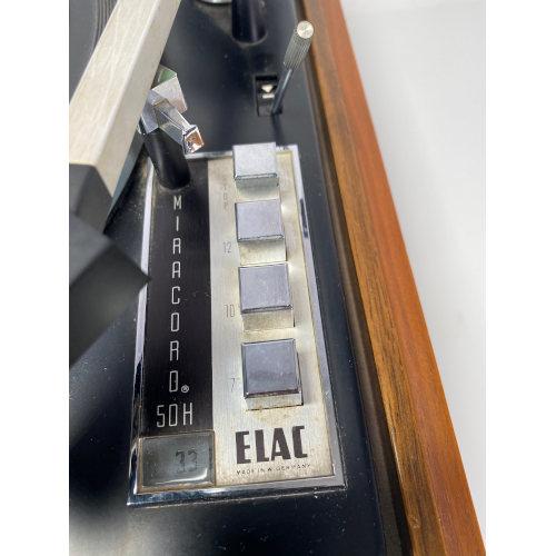 ELAC Miracord 50H Turntable German