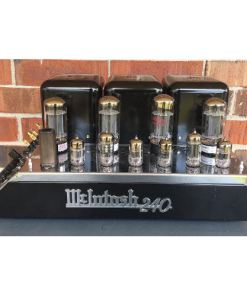 McIntosh MC240 Stereo Tube Power Amplifier