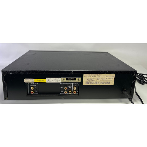 Philips CD-50 CD Player - TDA1541 DAC Belgium