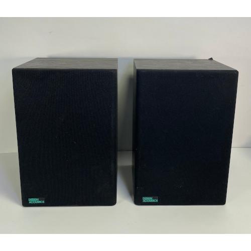 Design Acoustics (DA) PS-55 Book Shelf 2-Way Speakers